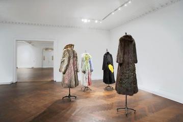 C & M Gallery David Hammons exhibition