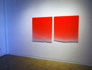 Peter Alexander installation