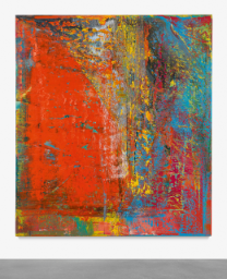 Gerhard Richter B. 1932 A B, STILL, 1986 oil on canvas 88 1/2 by 78 3/4 in. 224.8 by 200 cm.