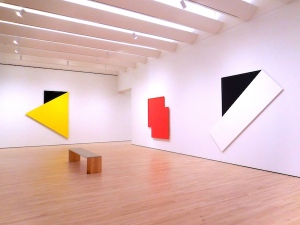 The Ellsworth Kelly Room The Fisher Collection at SFMoMA
