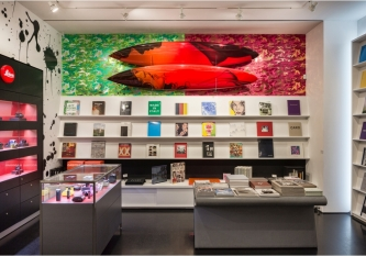 Gagosian Bookshop 976 Madison Avenue New York