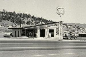 From Twenty-six Gas Stations