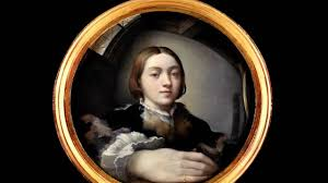 Parmigianino Self-portrait in a convex mirror