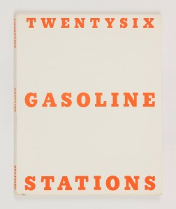 Ed Ruscha Twentysix Gasoline Stations 1963