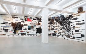 Leonardo Drew Sikkema Jenkins & Co Gallery installation September - October 2016