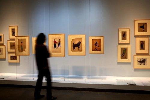 Bill Traylor American Folk Art Museum, NY