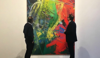Robert Manley and Jean-Paul Engelen Phillips' Worldwide Co-Heads of 20th Century & Contemporary Art