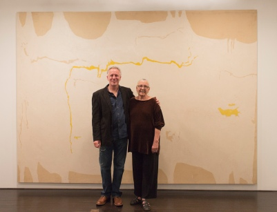 Edward Dugmore's grandson Wolf Bowart and daughter Linda Shannon Dugmore OPENING RECEPTION FEBRUARY 23, 2017