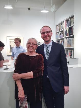 Linda Shannon Dugmore and Howard Hurst