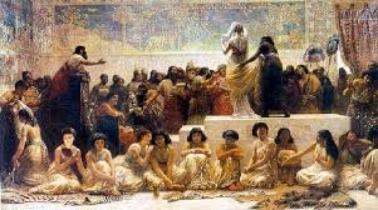 Roman Slavery Auctions