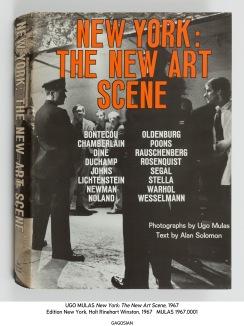Ugo Mulas New York: The New Art Scene